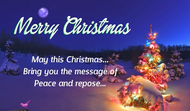 Christmas Wishes Messages.Happy Merry Christmas Day Photo Message Merry Christmas